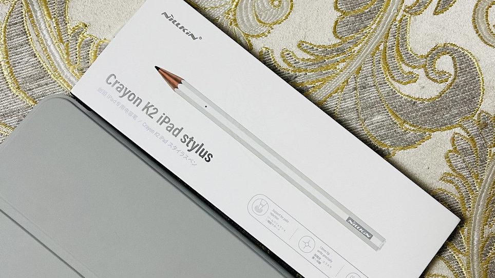 耐尔金创铅K2电容笔体验:iPad好帮手,便宜又好用