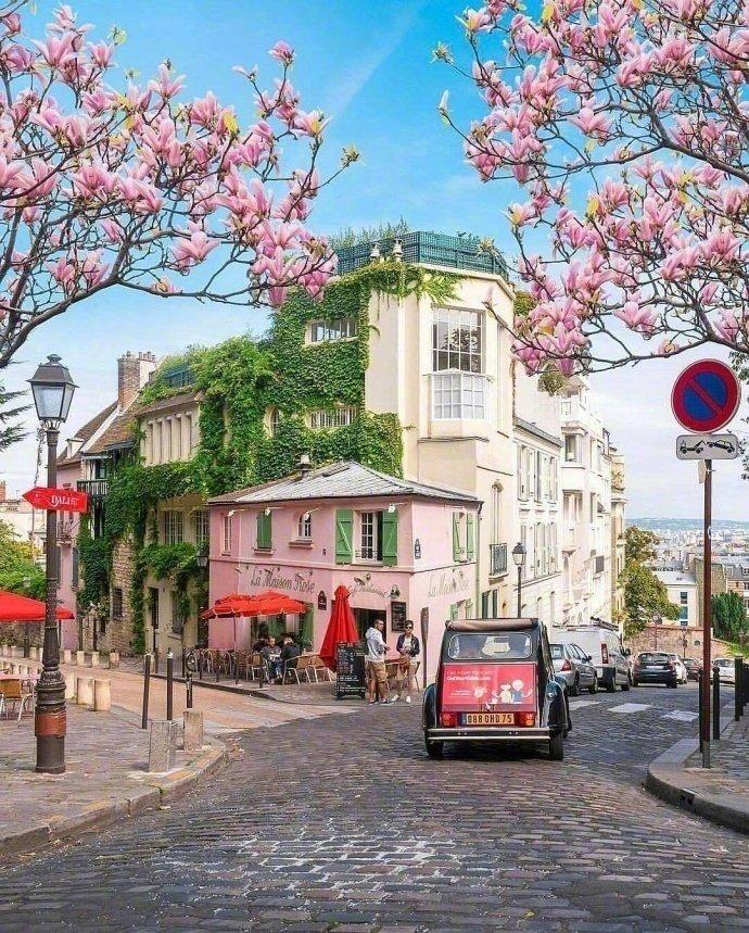 法国小镇,布鲁塞尔。阳光正好,希望漫长旅行一路都能有你。