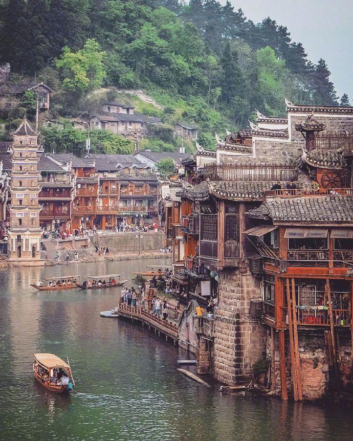 湖南   凤凰古城