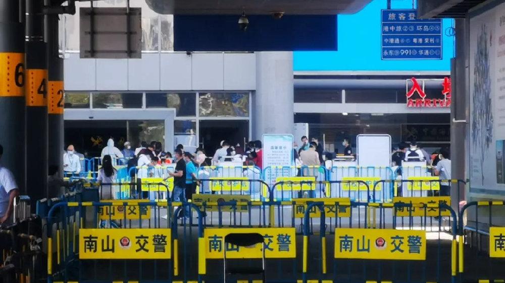 香港疫情严峻,返回内地港人增加?深圳湾口岸最新回应来了!