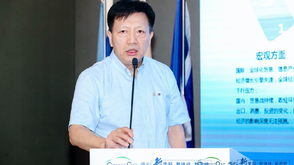 北汽集团廖振波:未来五年,在纯电动发展方面逐步全面过渡