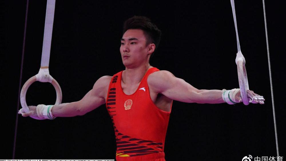 全国体操锦标赛孙炜个人全能称王 肖若腾亚军