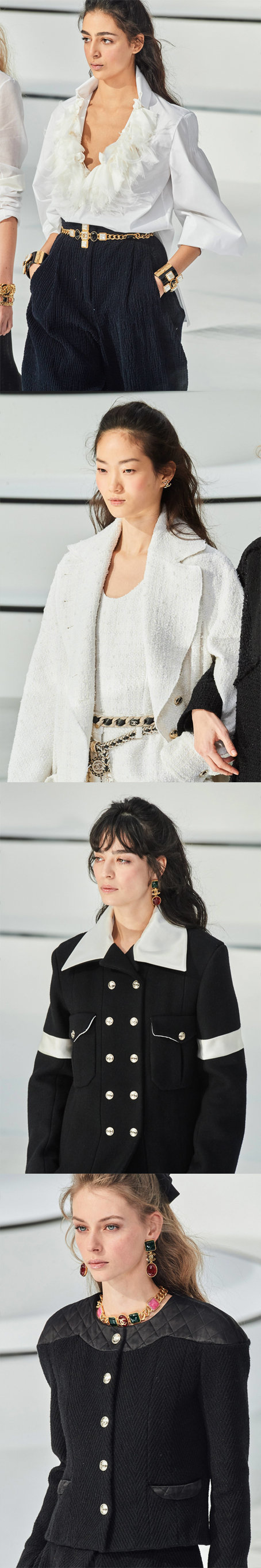 Chanel 2020秋冬大秀