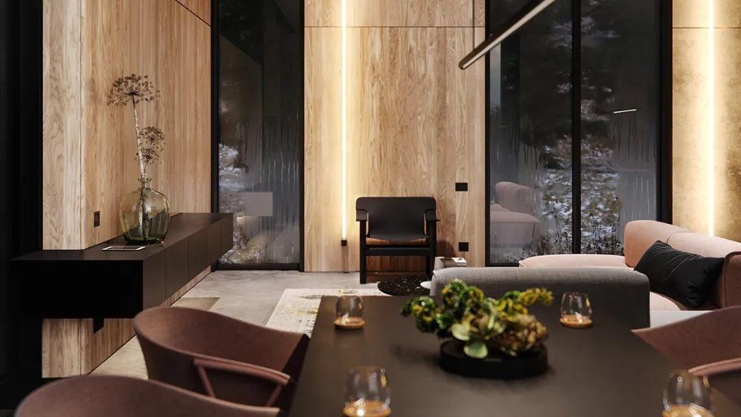 高级灰+粉色,感觉太美了 汕头室内设计/潮阳揭阳普宁潮州室内设计