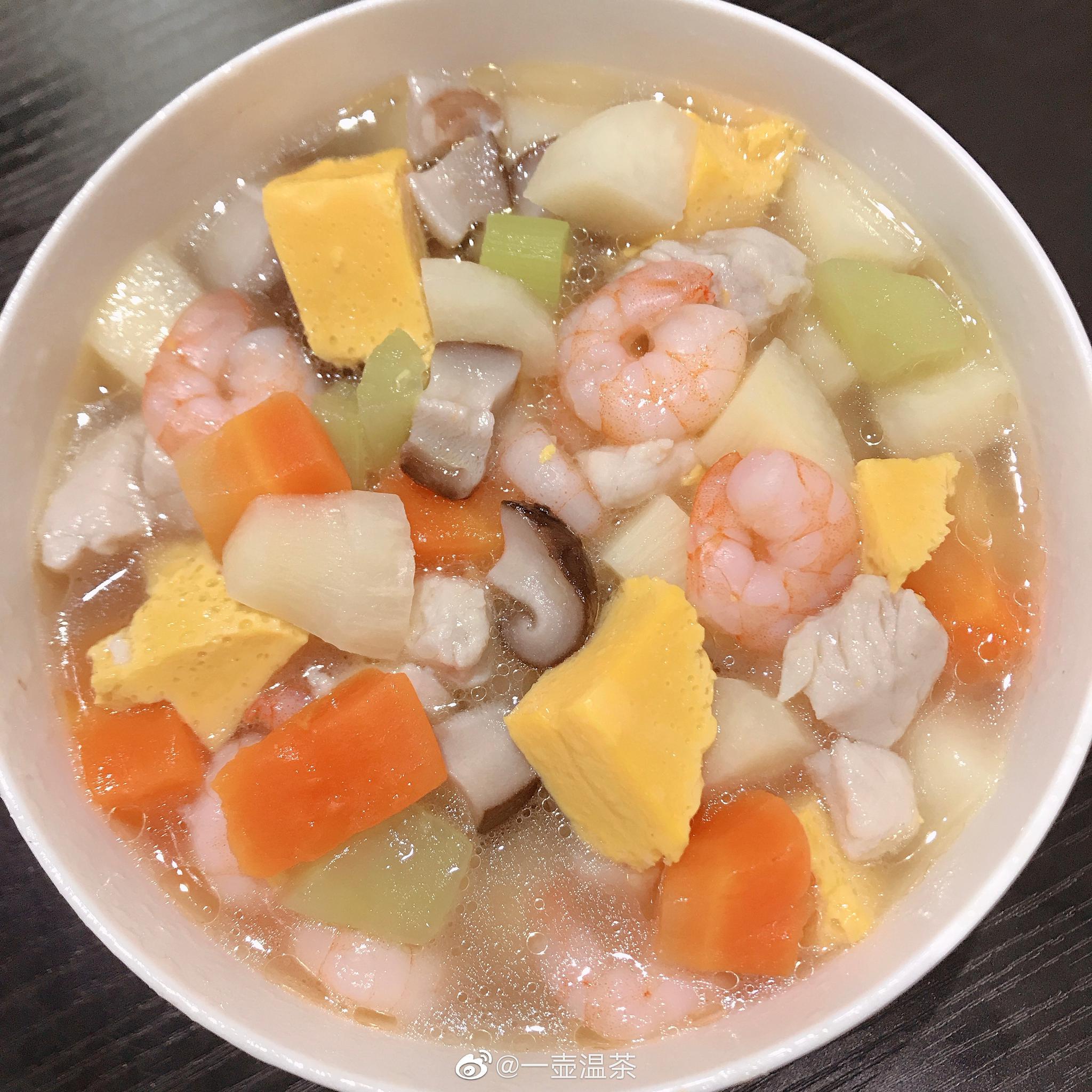 New Day 65包师傅六十大寿生日快乐🎂每天烧菜辛苦了!