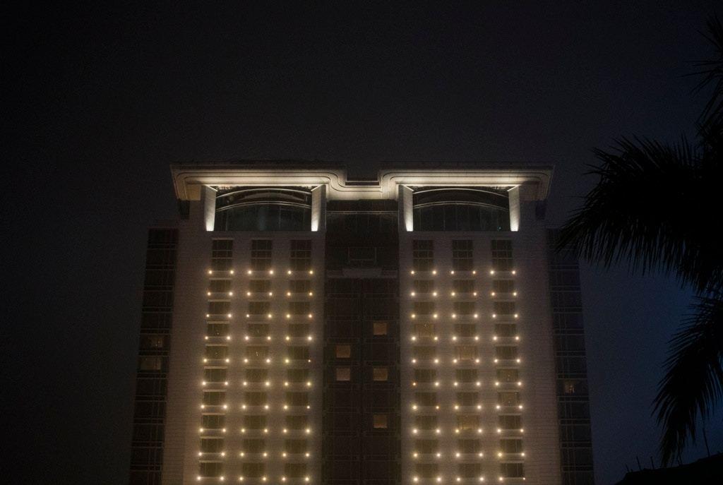 酒店业的寒冬,开业92年,见惯风云的半岛酒店,入住率才36%。