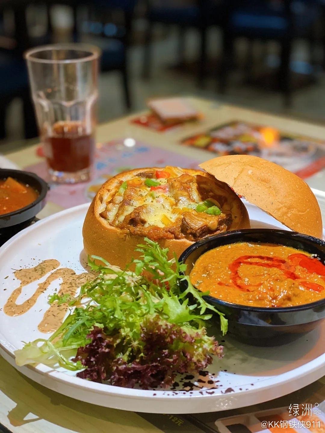 开晚饭咯!!! 港式茶餐厅吸引不?!