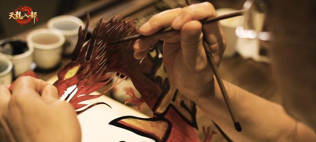 《天龙八部手游》带动传统文化再流行