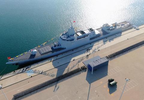 美媒炒作中国海军舰船数超美军,但美海军专家说不必恐慌