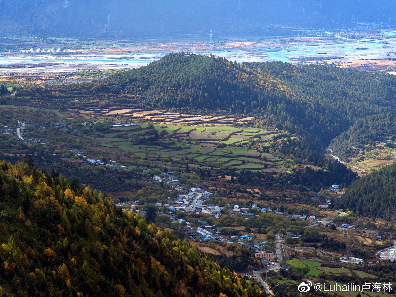每次回到西藏,都会有一种莫名的感动,应为雪山在这里