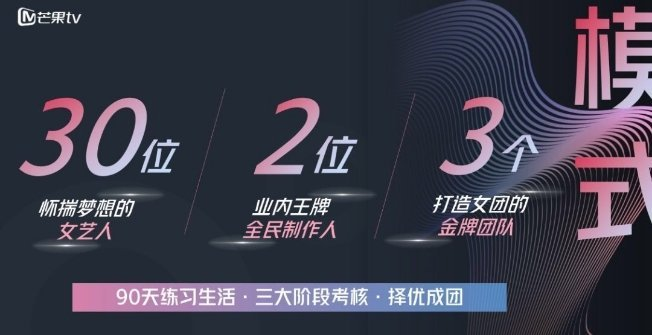 张含韵、张雨绮、王菲菲将参加女团选秀……你们打算pick谁?