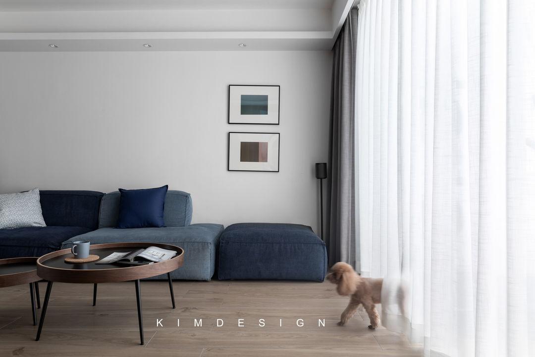 现代极简风格住宅丨凯米空间设计