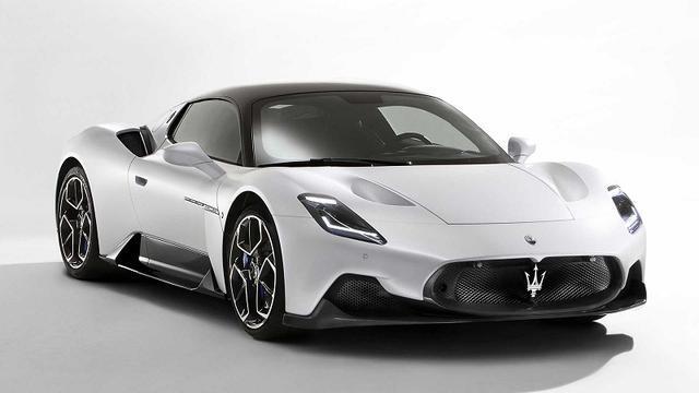 玛莎拉蒂MC20新车计划曝光 敞篷版和纯电版车型将于2022年推出