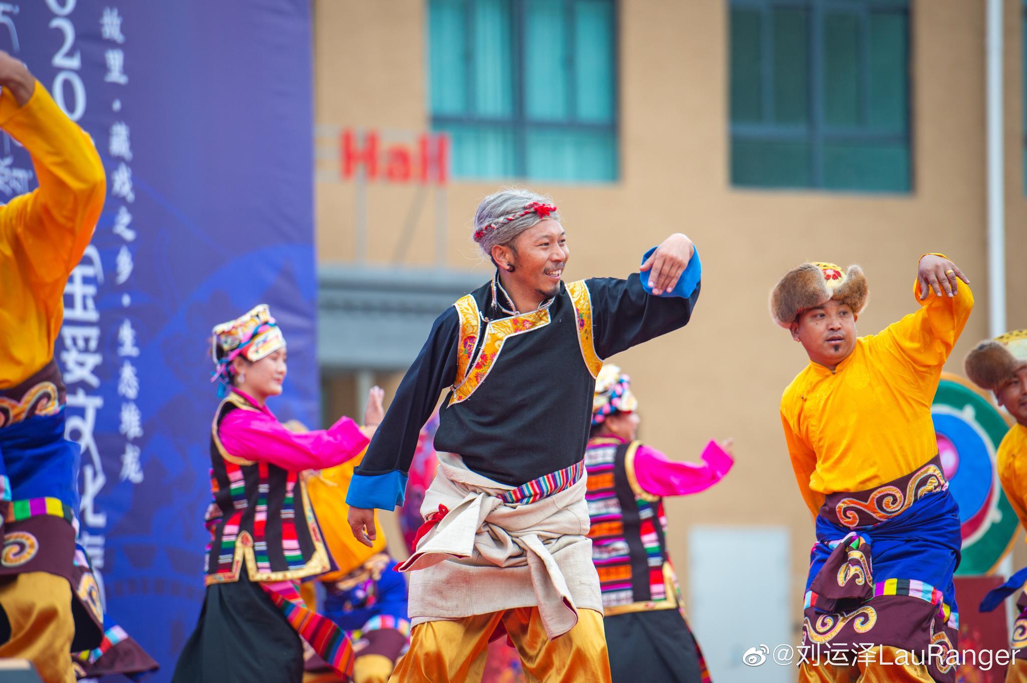 """在壮美苍茫的西藏,堆龙的与众不同赋予了它""""拉萨小江南""""的美誉"""