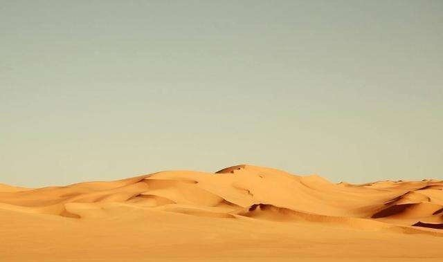 智利阿塔卡马沙漠