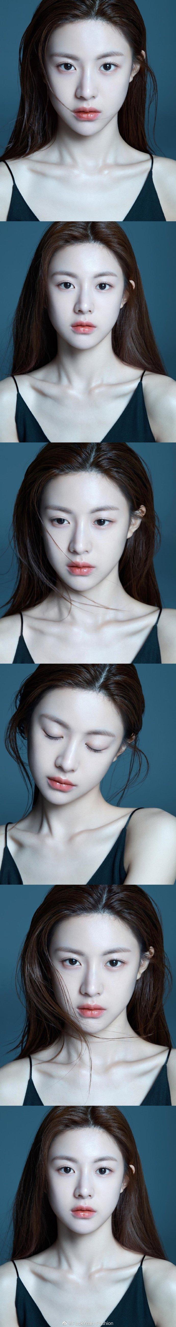 来自韩国摄影师镜头下的少女
