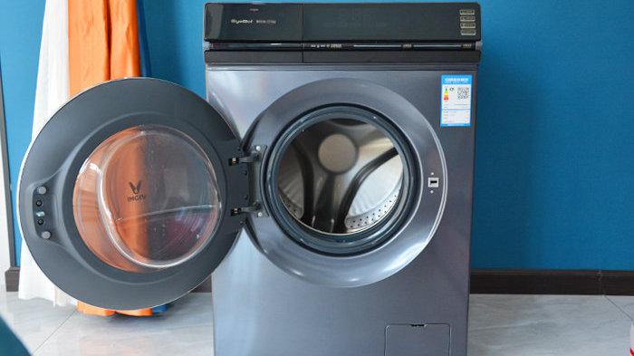 11KG超大容量、24种洗涤模式,云米互联网烘洗一体机Eyebot测评