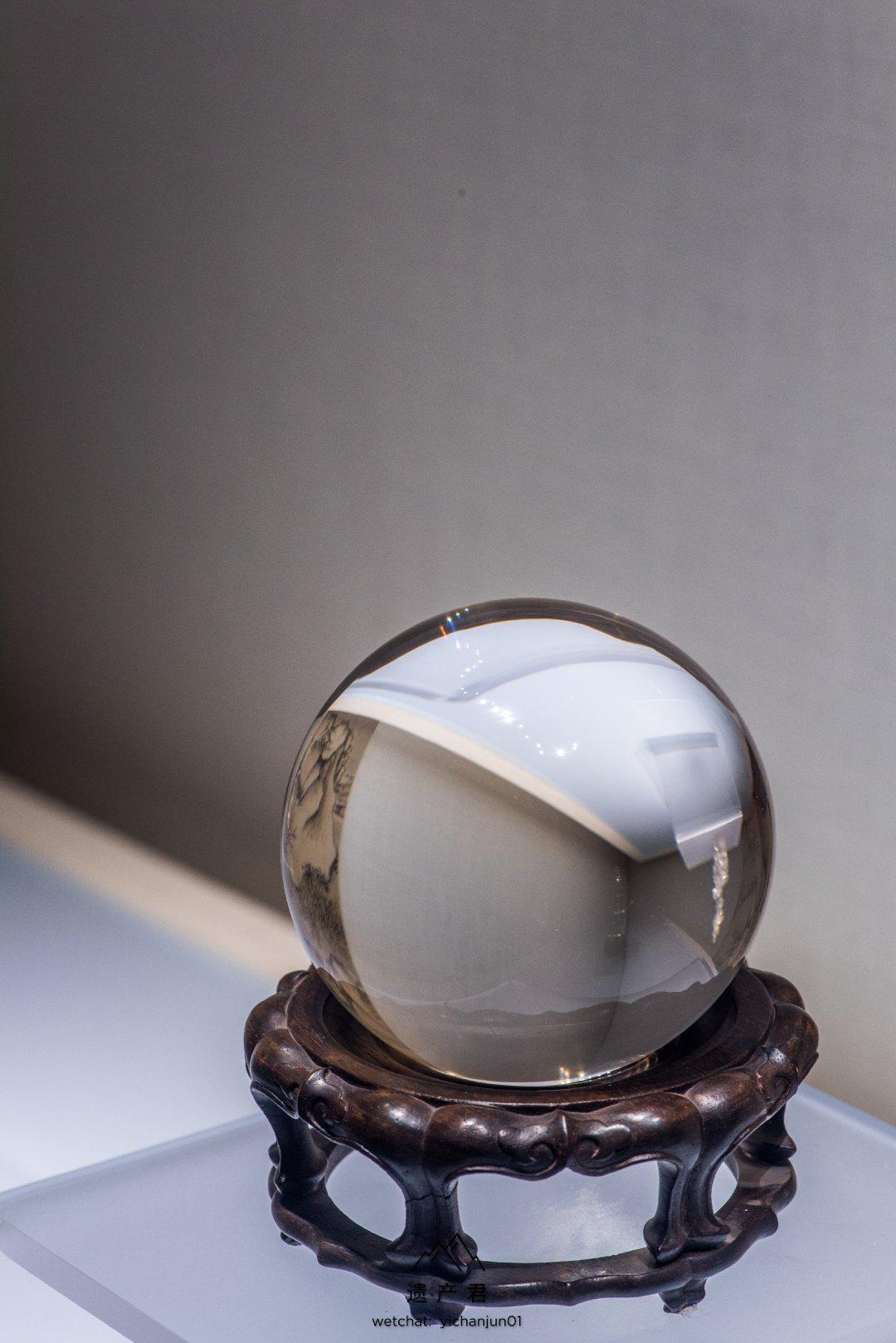 故宫博物院藏· 清代水晶球