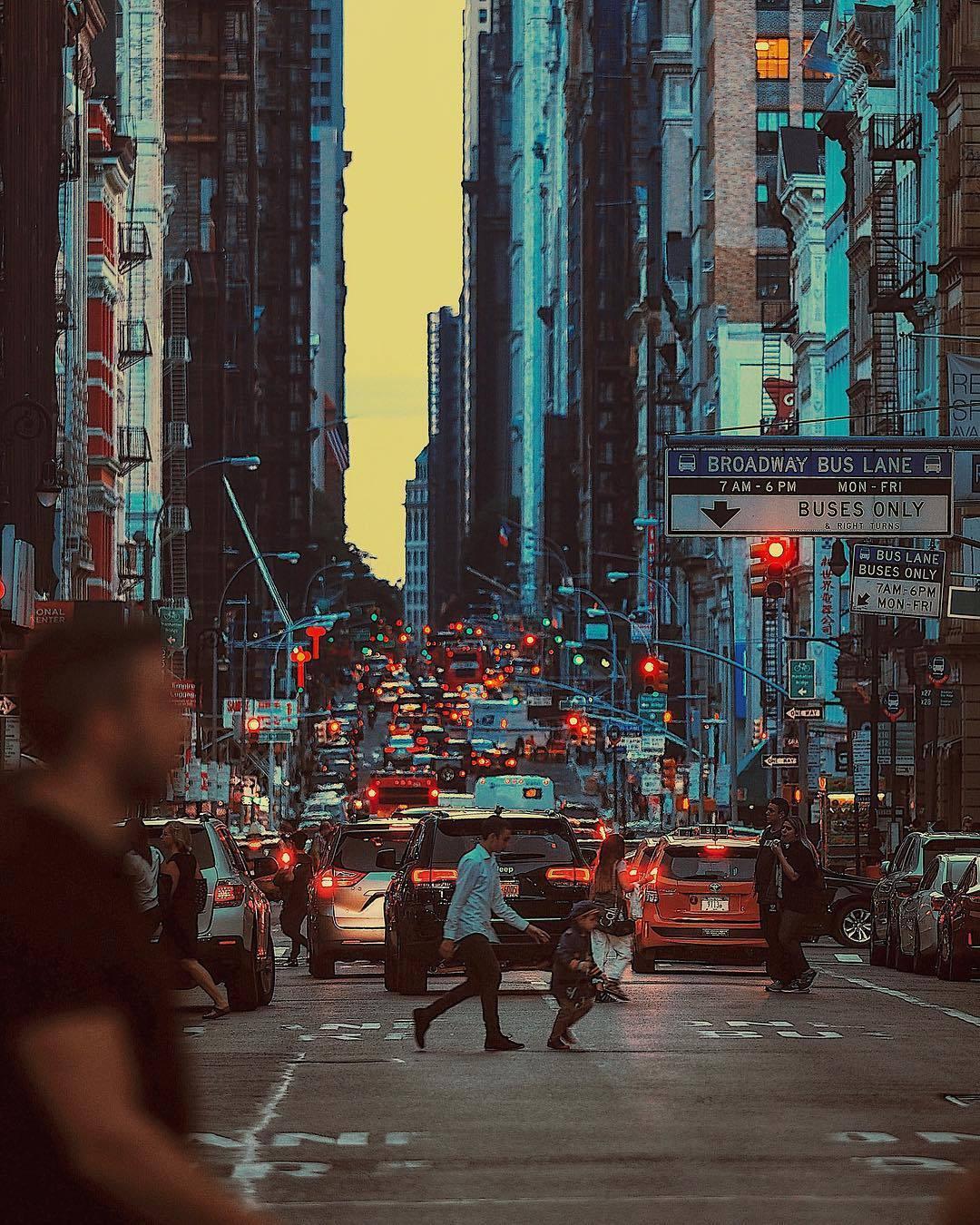 纽约 by Zahava