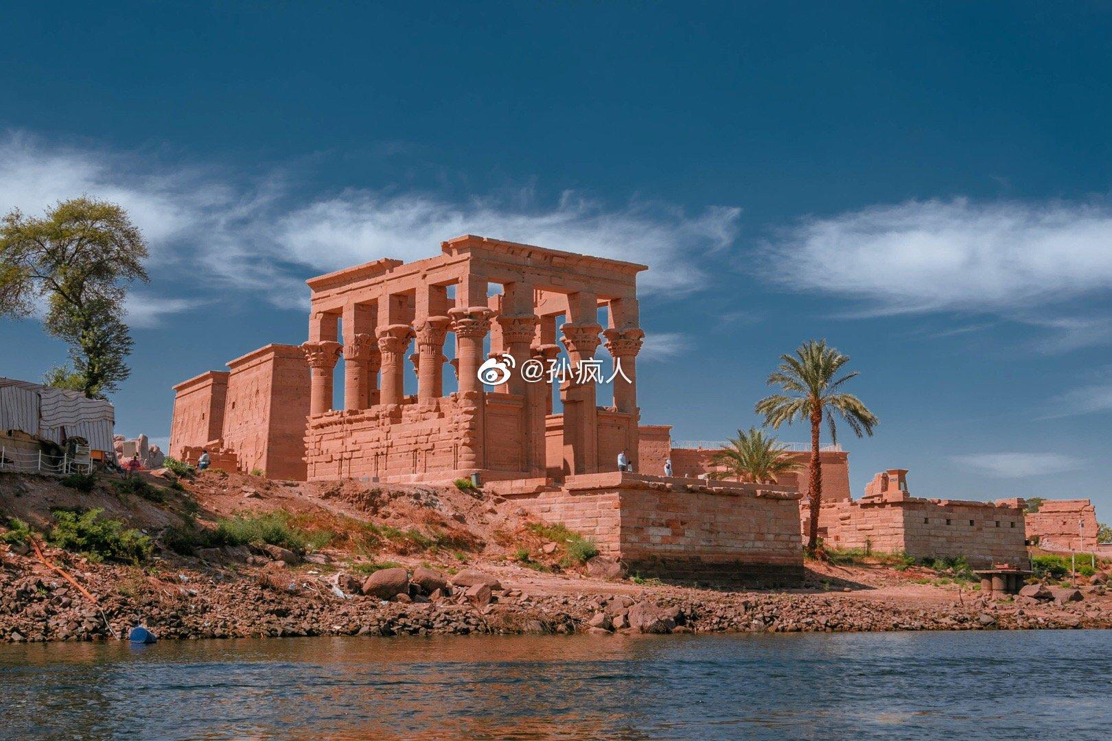 🌈关于埃及的两极印象阿斯旺这个城市可能是我对埃及两极印象的集