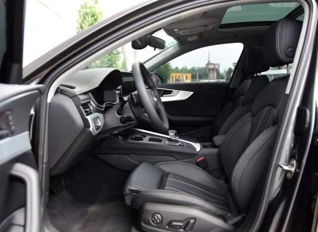 奥迪中轿轴距近3米,2.0T+7DCT马力252匹,真皮电动座椅5气囊