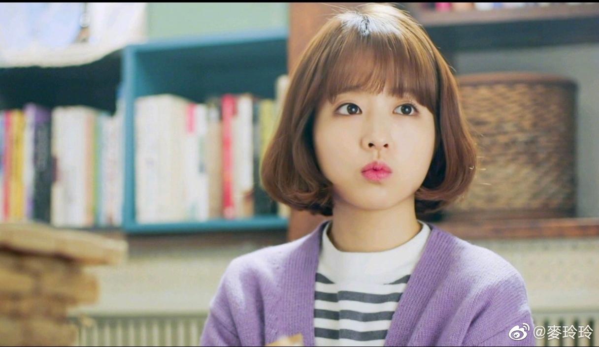 日韓网站调查显示男生最喜欢女生的发型分别是1. 妹妹bob头