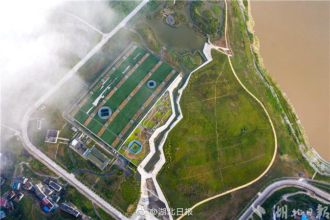长江三峡珍稀特有鱼类保育中心在三峡坝区投入运行