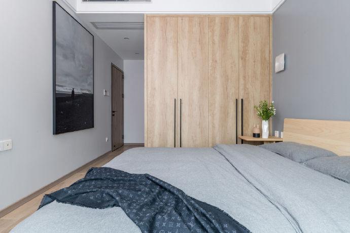 90㎡舒适自在的北欧Muji风格设计参考