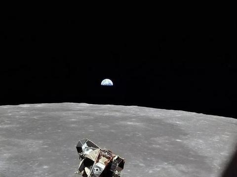 阿波罗11号录音公开:和地球失联后
