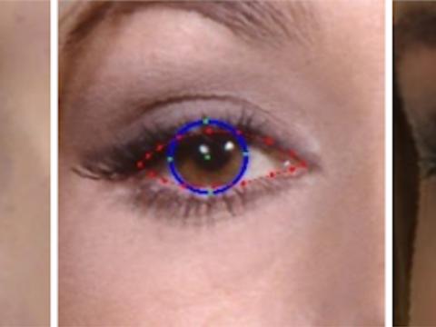 提升AR效果,谷歌发布精确虹膜估计全新机器学习模型MediaPipe Iris