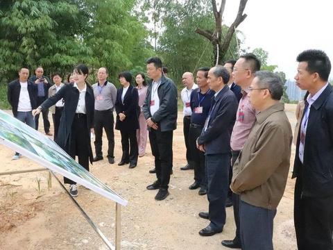 我区组织部分区十五届人大代表视察曲江森林公园和六祖公园建设情况