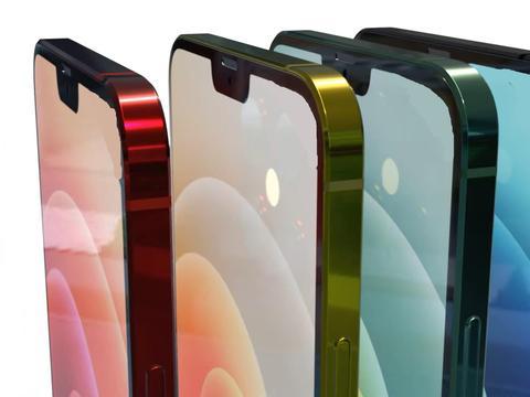 iPhone13Pro概念图:120赫兹自动刷新浴霸四摄,看完还是十三香