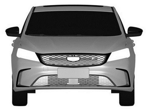 搭1.0T发动机 2021款缤瑞200T车型专利图曝光