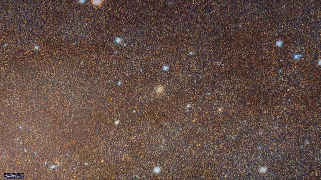 """群星闪耀!哈勃镜头下的仙女座星系,超过一亿颗恒星""""入镜"""""""