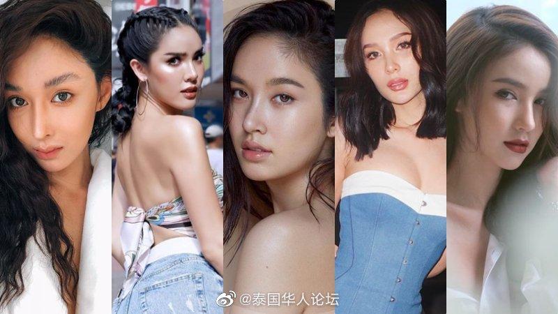 盘点泰国5位才貌兼备的变性人