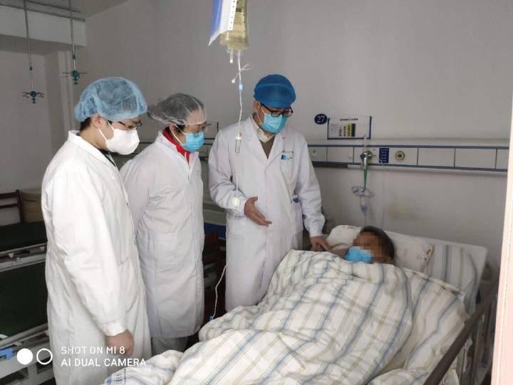 省第三人民医院完成恢复正常诊疗秩序后首台平诊手术