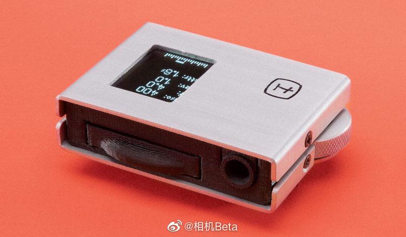 相机好伴侣,外挂式微型测光表