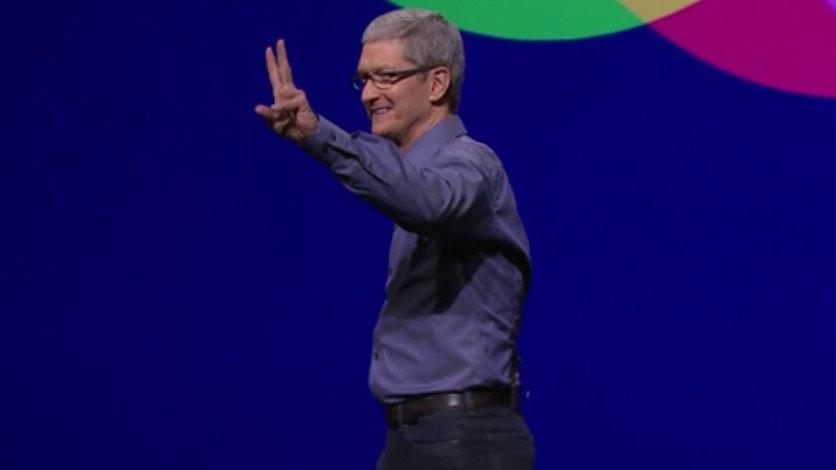 库克与苹果的工作合同进入一年倒计时!网友疯狂艾特小米雷军