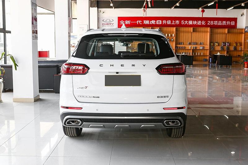 抢先看2021款奇瑞瑞虎8 PLUS正式上市 新车看车报告