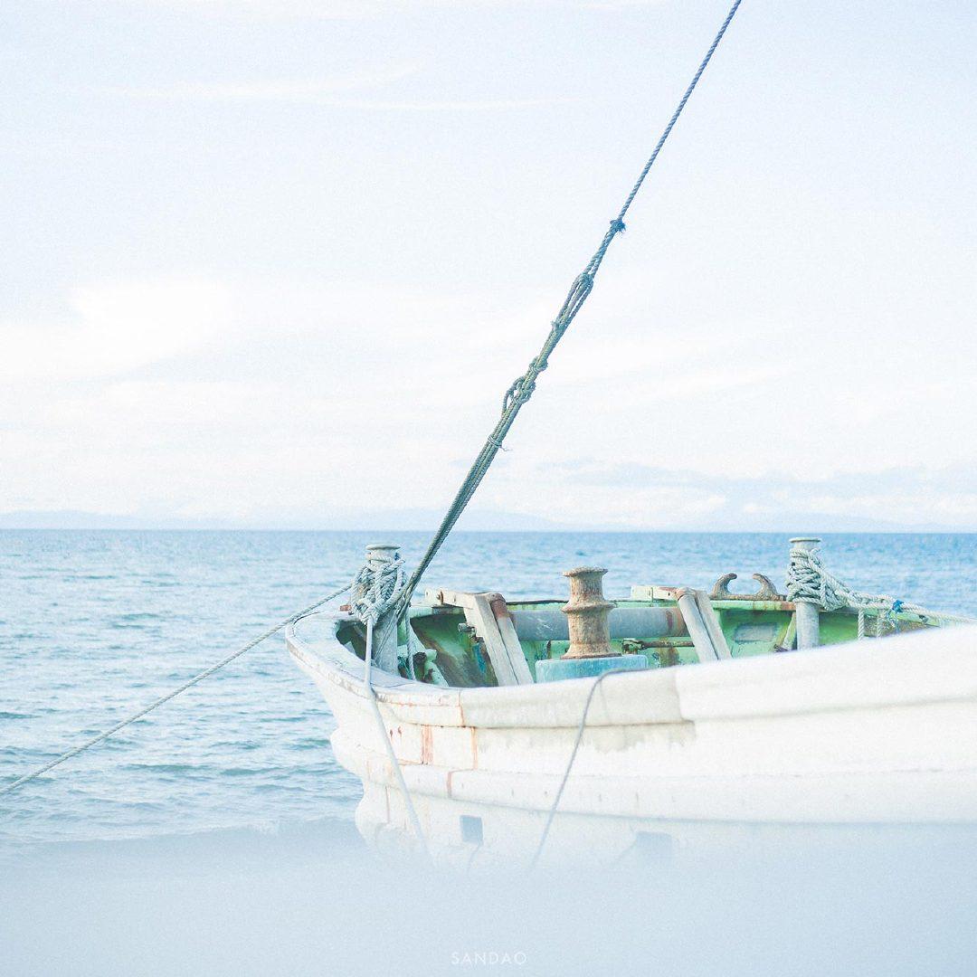 那年夏天 蓝色的海三岛影像6月的青岛、厦门、大连,想和你见面!