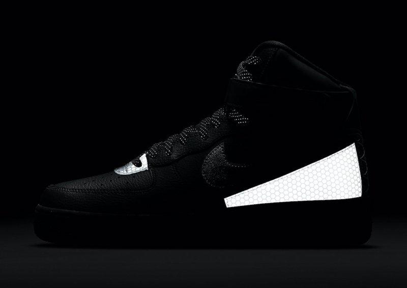 3M x Nike Air Force 1 High货号:CU4159-001