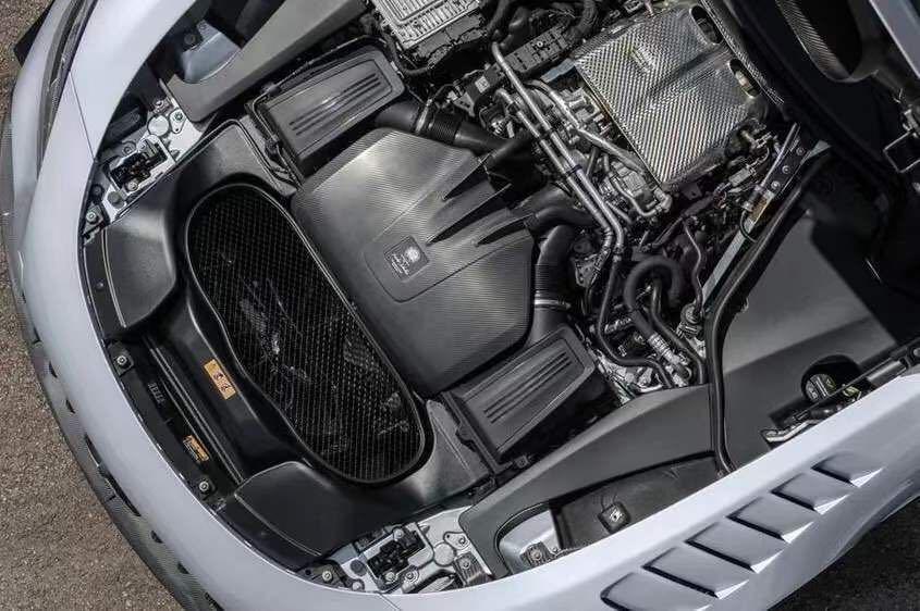 黑化武士 全新梅赛德斯-AMG GT Black Series全球首发