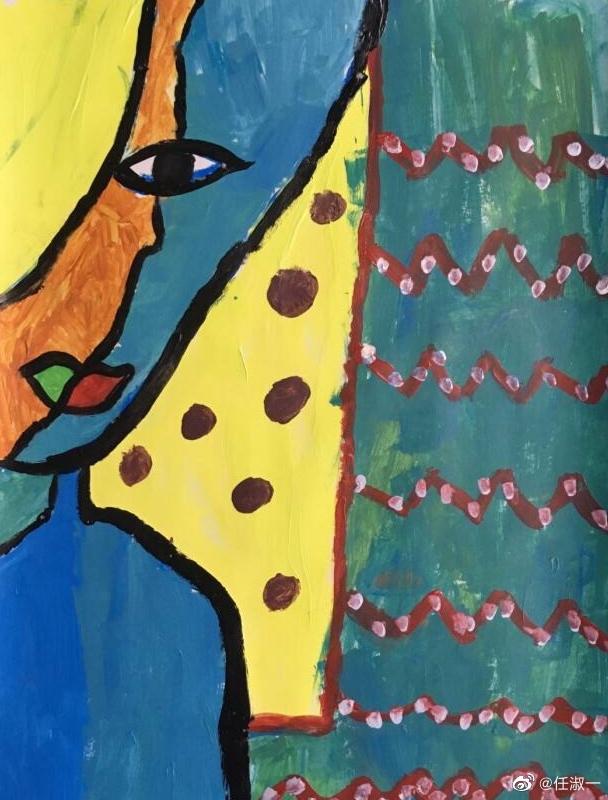 最近疫情期间,我做了几期儿童绘画的解读与疏导直播