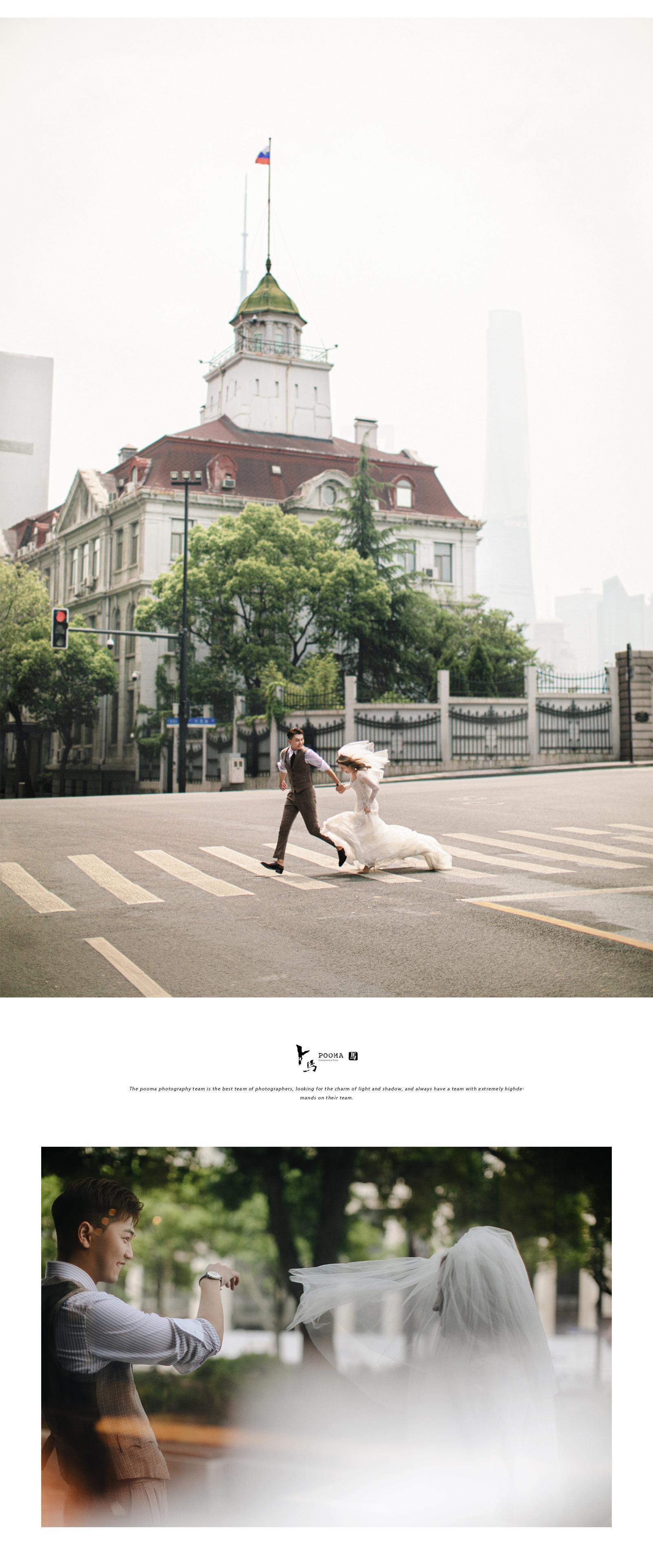 终会有人保护好你的少女心牵着你到处奔跑看着你傻笑摄于 | 上海