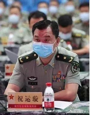 吴亚男已调任北部战区陆军,并晋升中将