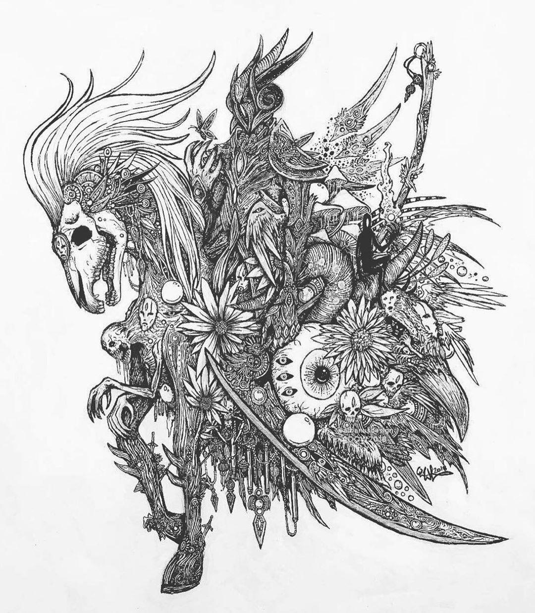 插画By INS:albanusdesign