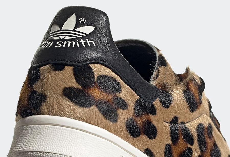 "adidas Stan Smith Recon ""Leopard""货号:FZ5466"
