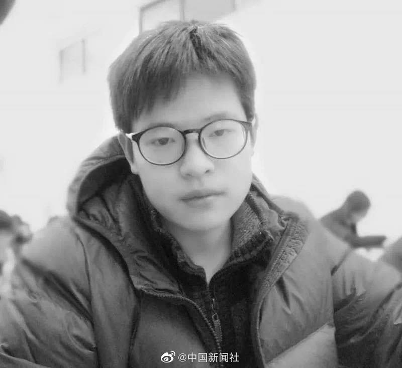 生命定格21岁!新疆财经大学学生勇救落水男子不幸身亡