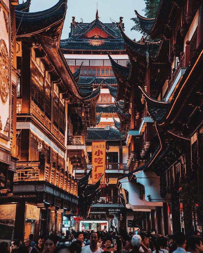 外国摄影师镜头下的中国