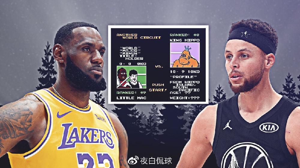 库里vs詹姆斯:NBA现役最佳球员的一场空前的伟大辩论!